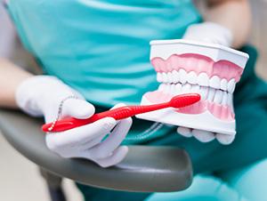 Как правильно чистить зубы