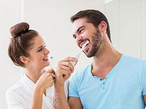 Домашний уход за зубами